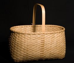 New England Quilt Basket