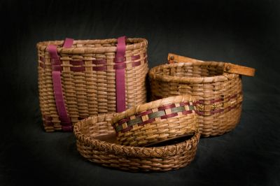 Handmade Vermont Baskets by Deedas
